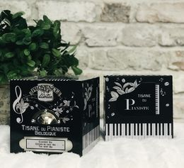 TÄYTTÖ  Organic Pianist Herbal Tea 48 g