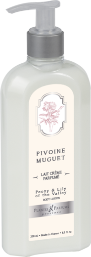 Vartalovoide Peony & Lily of the Valley / Kielo & pioni 250 ml PP