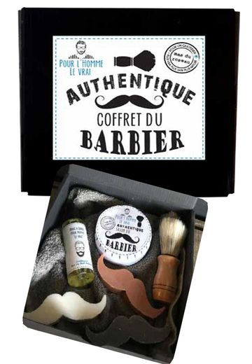 True Man's Beard BOX SET  / Tosimiehen Parta Boxi MAS¨