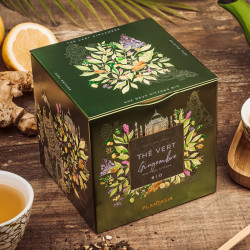 Organic Green Tea Ginger 48g